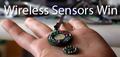 Wireless Sensor Startup Wins UC San Diego $80K Entrepreneur Challenge