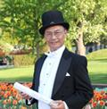 Jacobs School Associate Dean Charles Tu Awarded Honorary Doctorate