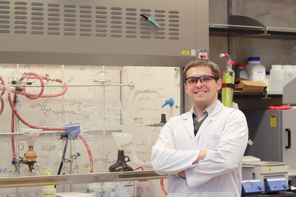 UC San Diego Student Takes on Challenge: Making Graphene for the Market