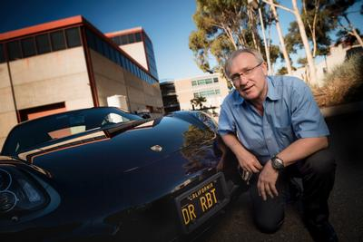UC San Diego Takes the Driver's Seat for Intelligent Vehicles