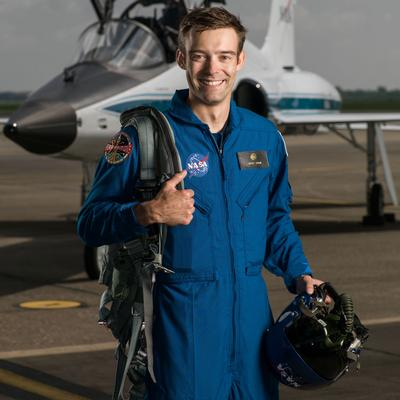 Engineer's Lifelong Dream of Becoming an Astronaut Comes True