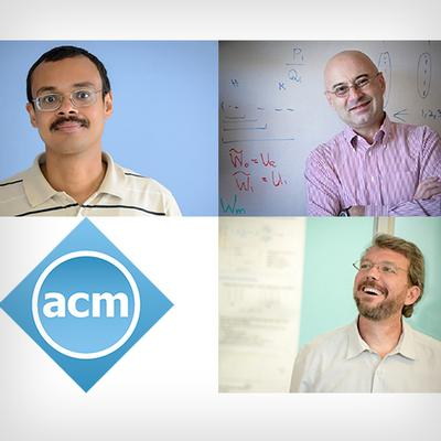 Three UC San Diego Computer Scientists Elevated to Be ACM Fellows in Class of 2017