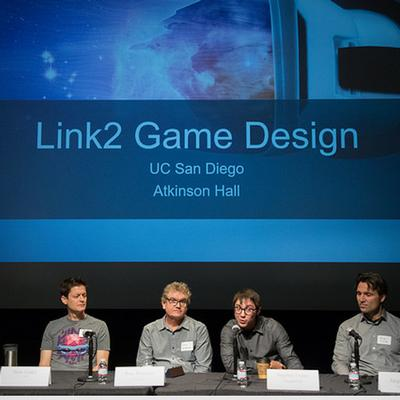 QI Hosts Game Design Career Showcase for San Diego Students