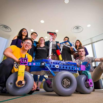 A Race to Build the Smartest Rover