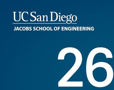 UC San Diego Jacobs School of Engineering Hires 26 New Faculty in Fall 2017
