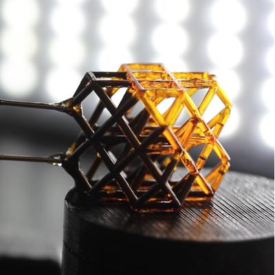 Engineers develop 3D-printed metamaterials that change mechanical properties under magnetic fields