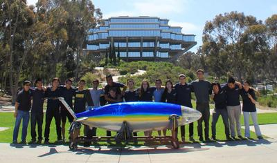 Undergrads to Take Human Powered Submarine to International Competition