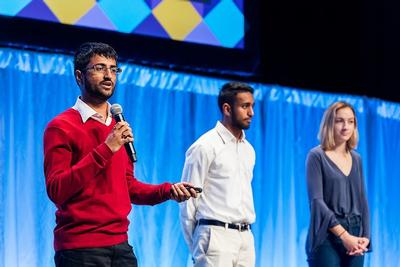 Undergraduate team wins 2nd place at global synthetic biology competition