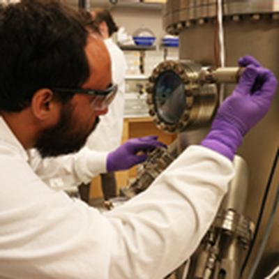 Physicists 'Condense' Diversity, Outreach, Blue Jeans' Dye in NSF Research