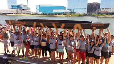 Sink or Swim: Concrete Canoe Team Aims to Reach the Podium at National Race