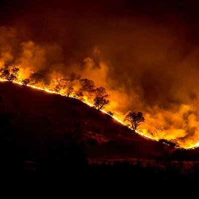 The Race to Stay Ahead of Wildfires