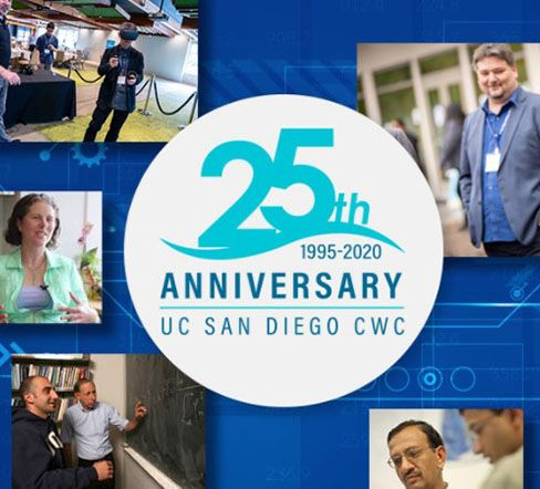 UC San Diego Celebrates 25 Years of Wireless Research Leadership