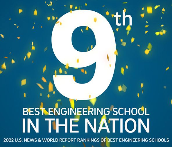 UC San Diego Engineering Ranks #9 in U.S. News and World Report Best Engineering Schools Rankings