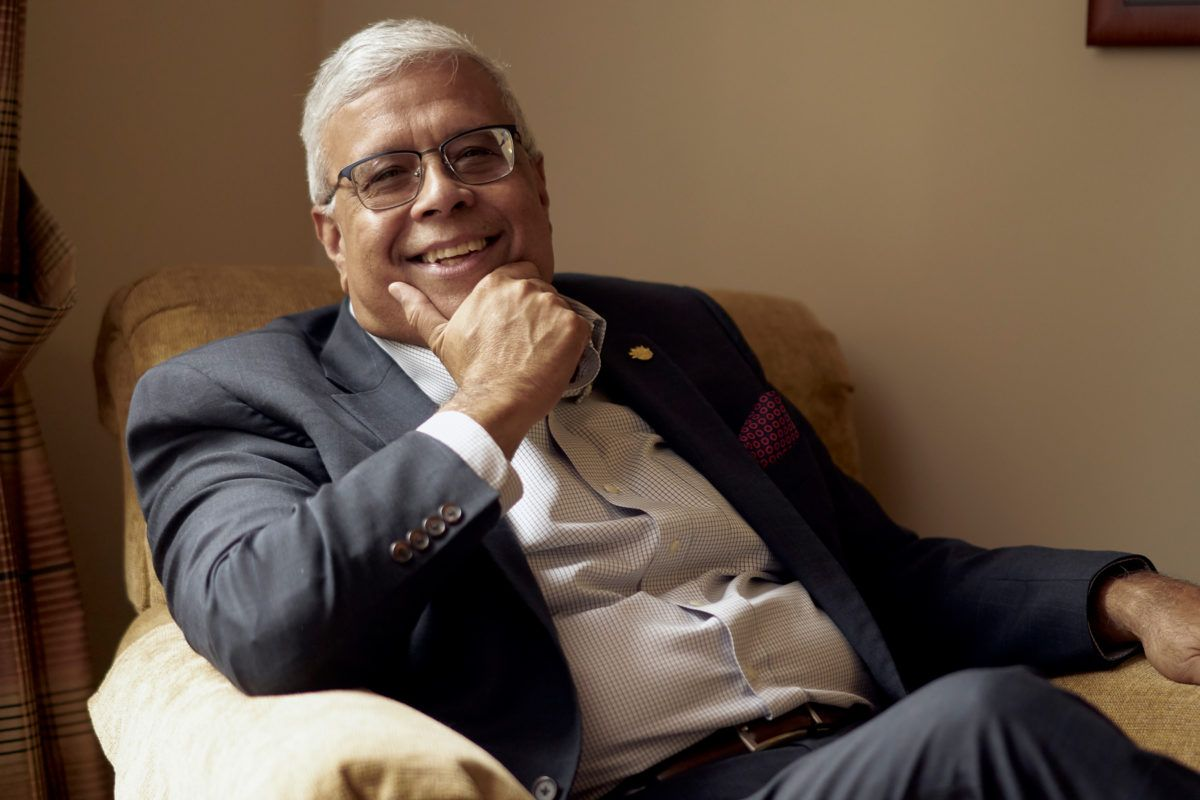 Ishwar K. Puri named USC vice president for research