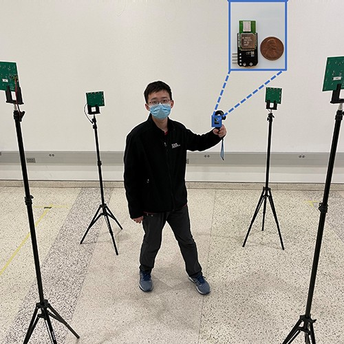 New upgrades to old wireless tech could enable real-time 3D motion capture
