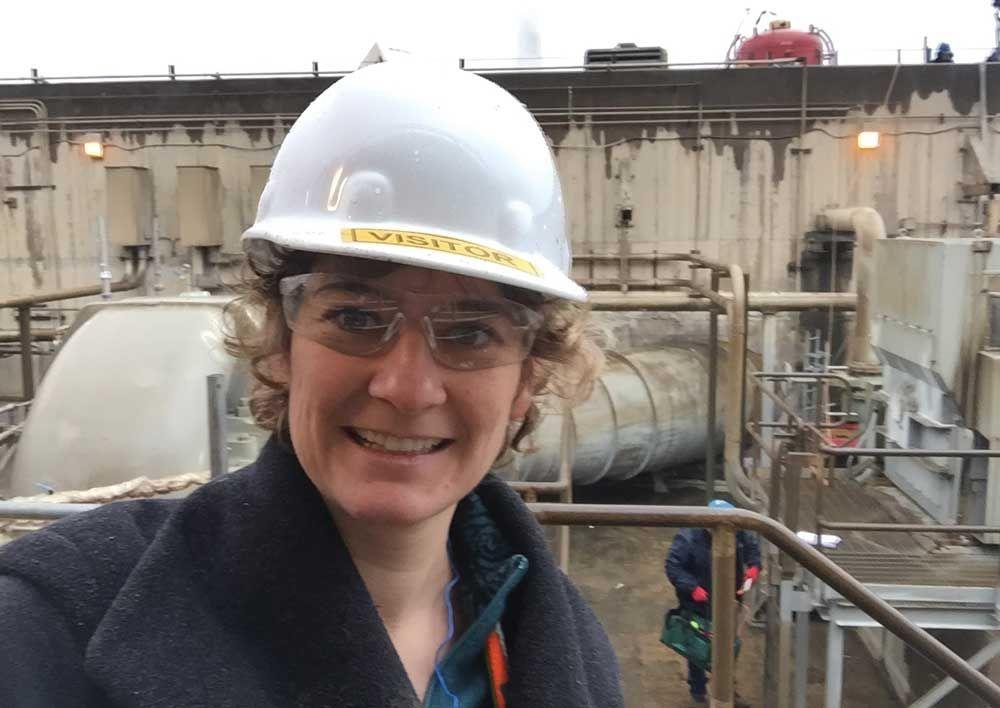 Women in Engineering --Anna Pridmore, P.E., Ph.D.